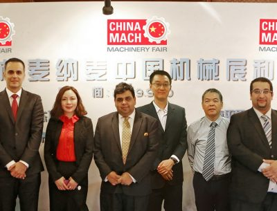 Major Chinese Expo joins hands with Gulf Industry Fair